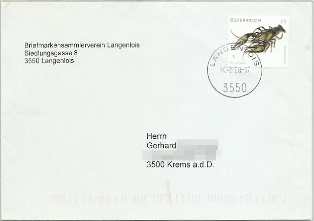 """Freimarkenserie """"Tierschutz"""" 2676_b10"""