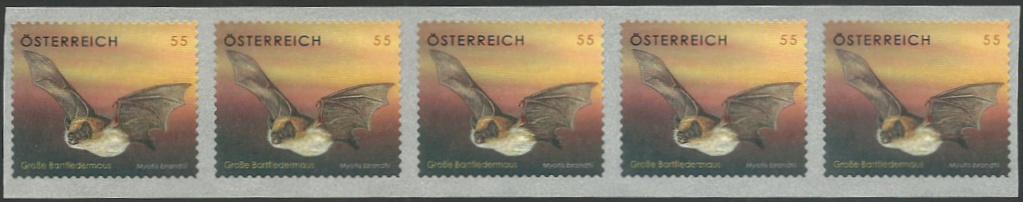 """Freimarkenserie """"Tierschutz"""" 2678_r10"""