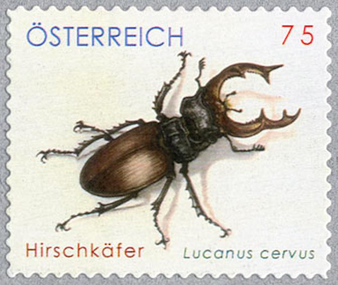 """Freimarkenserie """"Tierschutz"""" 2716_m10"""