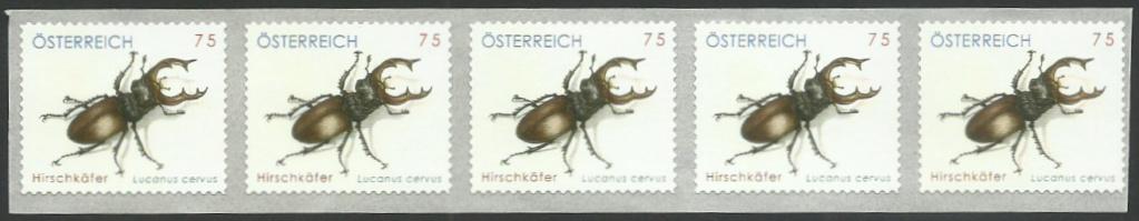 """Freimarkenserie """"Tierschutz"""" 2716_r10"""