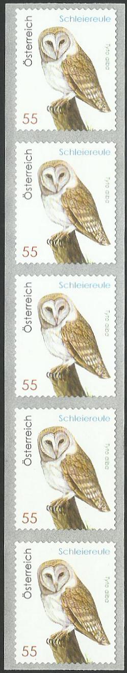 """Freimarkenserie """"Tierschutz"""" 2828_r11"""