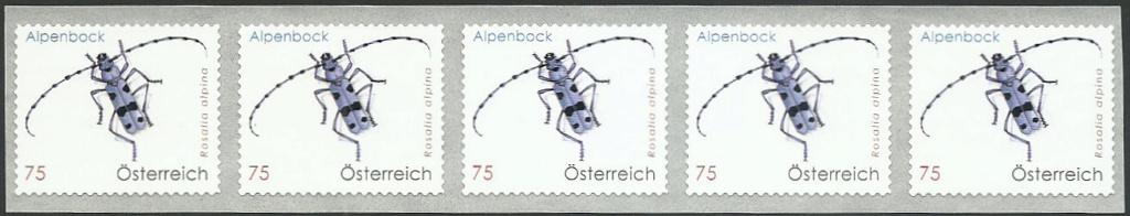 """Freimarkenserie """"Tierschutz"""" 2845_s10"""