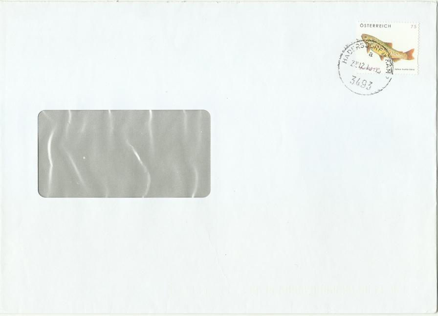 """Freimarkenserie """"Tierschutz"""" 2876_b10"""