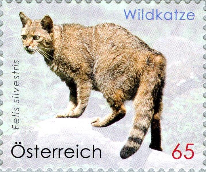 """Freimarkenserie """"Tierschutz"""" 287711"""