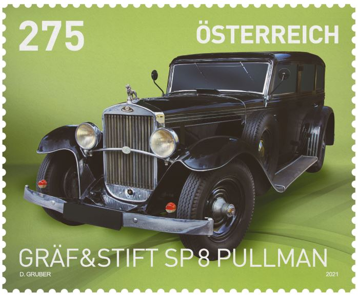 Österr. NEU: Gräf & Stift SP 8 Pullman 2_auto10