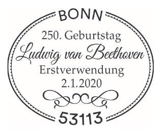 Deutschland - Neuausgaben 2020 Deutschland 2_beet15