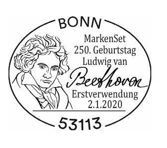 Deutschland - Neuausgaben 2020 Deutschland 2_beet16