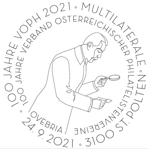Österr. NEU: Bockausgabe 100 Jahre VÖPh 2_bloc11