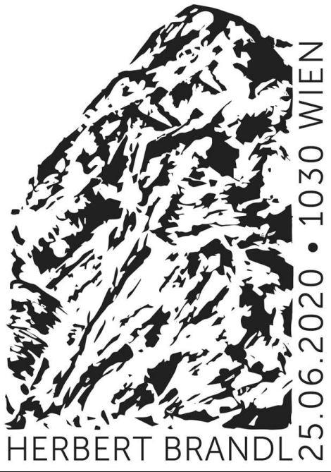 Österr. NEU: Moderne Kunst - Herbert Brandl 2_bran11