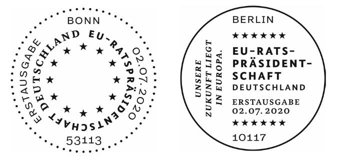 Deutschland - Neuausgaben 2020 Deutschland 2_eura13