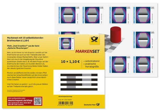 Deutschland - Neuausgaben 2020 Deutschland 2_grau12