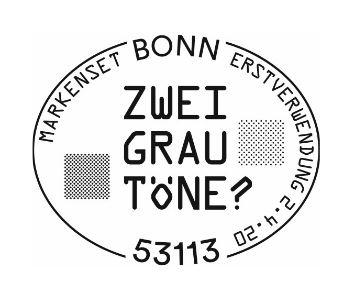 Deutschland - Neuausgaben 2020 Deutschland 2_grau13