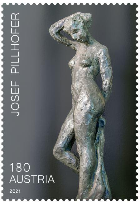 Österr. NEU: Moderne Kunst - Josef Pillhofer - Badende 2_mode10