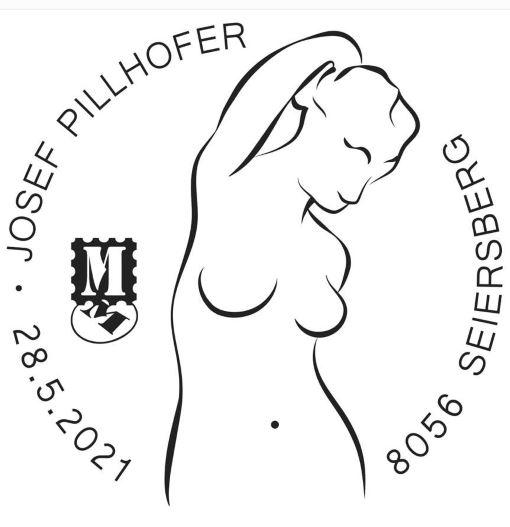 Österr. NEU: Moderne Kunst - Josef Pillhofer - Badende 2_mode11