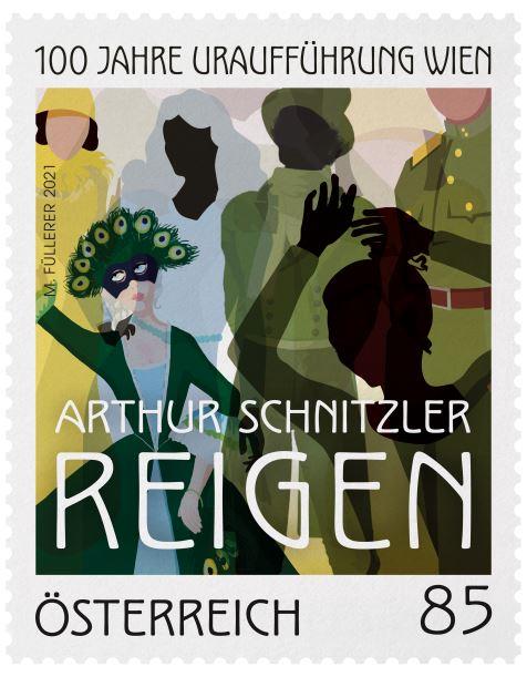"""Österr. NEU: 100 Jahre Schnitzlers """"Reigen"""" in Wien 2_schn10"""