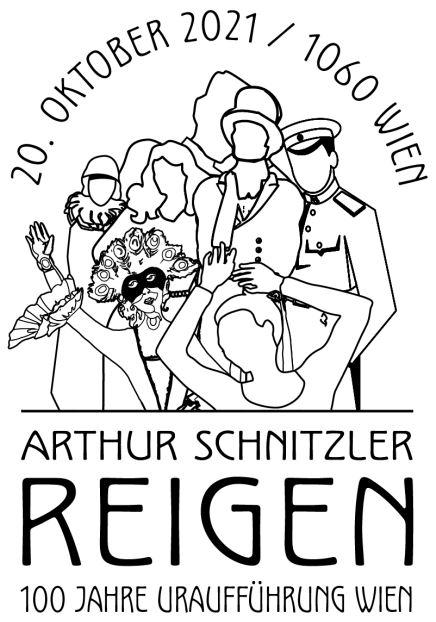 """Österr. NEU: 100 Jahre Schnitzlers """"Reigen"""" in Wien 2_schn11"""