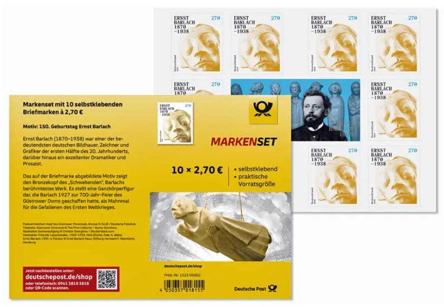 Deutschland - Neuausgaben 2020 Deutschland 3_barl13
