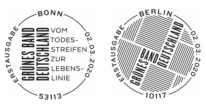 Deutschland - Neuausgaben 2020 Deutschland 3_grzn11
