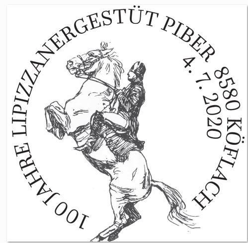 Österr. NEU: 100 Jahre Lipizzanergestüt Piber 3_lipi11