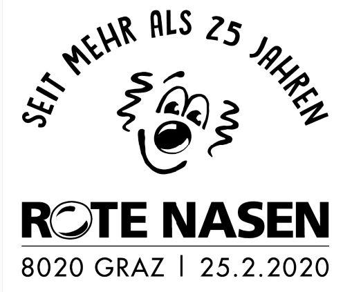 Österr. NEU: Sondermarkenausgabe ROTE NASEN Clowndoctors 3_rote11
