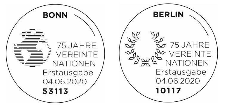 Deutschland - Neuausgaben 2020 Deutschland 3_vere11