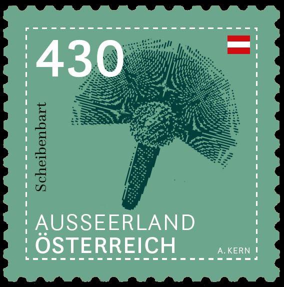 """trachten - Dauermarken Serie """"Trachten – Beiwerk und Auszier"""" 430_au10"""