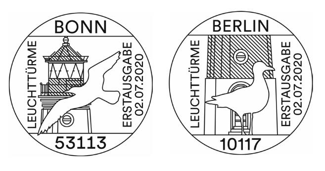 Deutschland - Neuausgaben 2020 Deutschland 4_leuc11