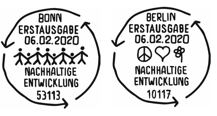 Deutschland - Neuausgaben 2020 Deutschland 4_nach11