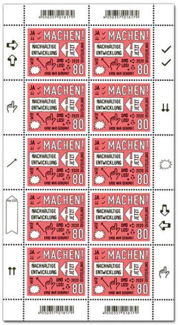 Deutschland - Neuausgaben 2020 Deutschland 4_nach12
