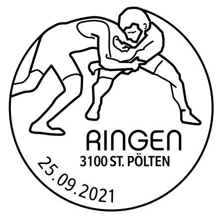 Österr. NEU: Sport – Ringen, Judo und Gymnastik 4_ring11