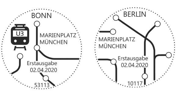 Deutschland - Neuausgaben 2020 Deutschland 4_ubah11