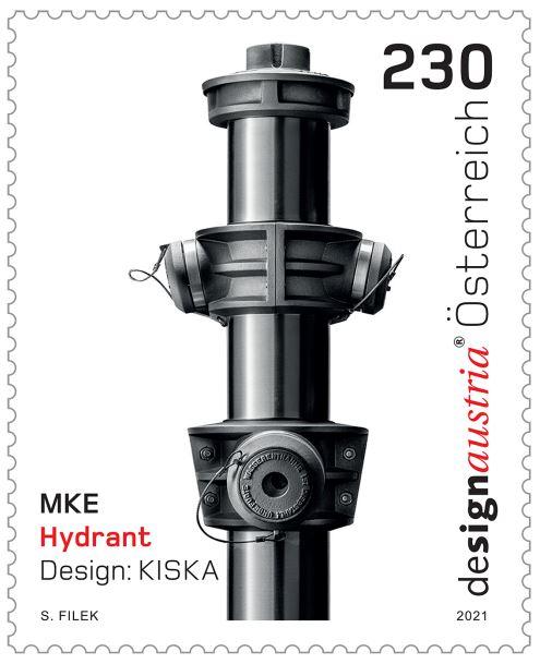 Österr. NEU: Design aus Österreich MKE – Hydrant 5_hydr10