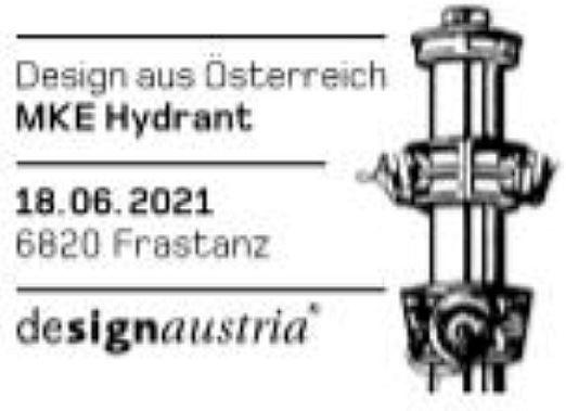Österr. NEU: Design aus Österreich MKE – Hydrant 5_hydr11