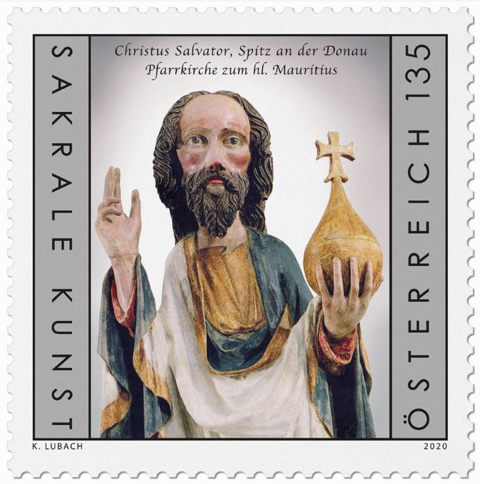 Öst. NEU: Christus Salvator - Sakrale Kunst 5_sakr10