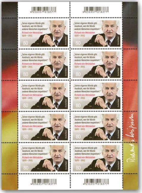 Deutschland - Neuausgaben 2020 Deutschland 5_weiz12
