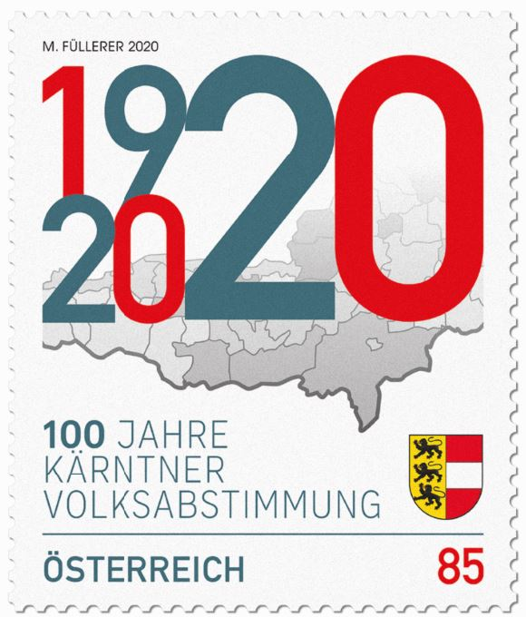 Österr. NEU! 100 Jahre Kärntner Volksabstimmung 6_abst10