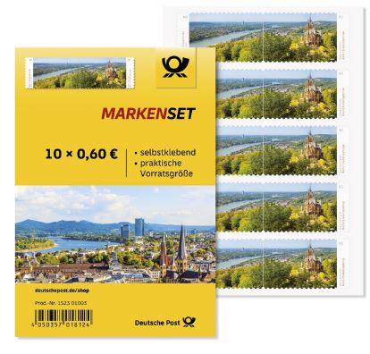Deutschland - Neuausgaben 2020 Deutschland 6_bonn13