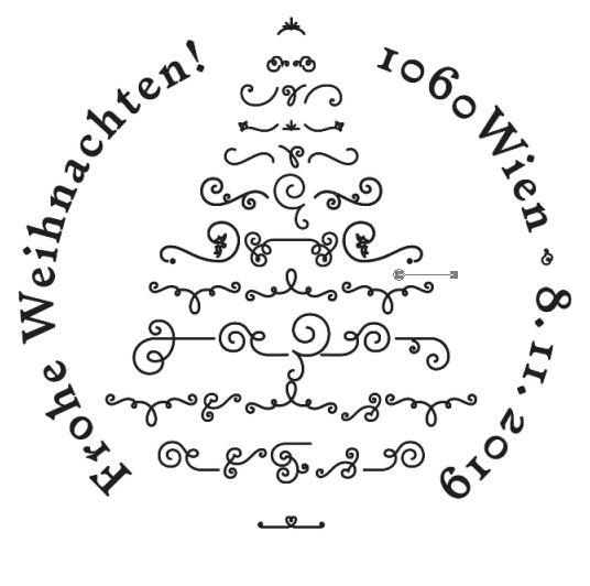 Weihnachten 2019 – Weihnachtsbaum mit Kristall 6_weih11