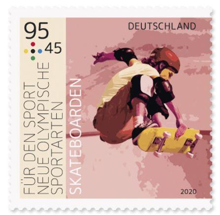 Deutschland - Neuausgaben 2020 Deutschland 95_spo10