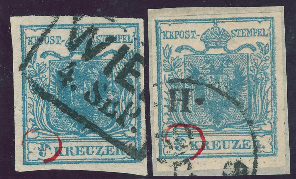 nach - Die erste Österreichische Ausgabe 1850 - Seite 24 Bild_110