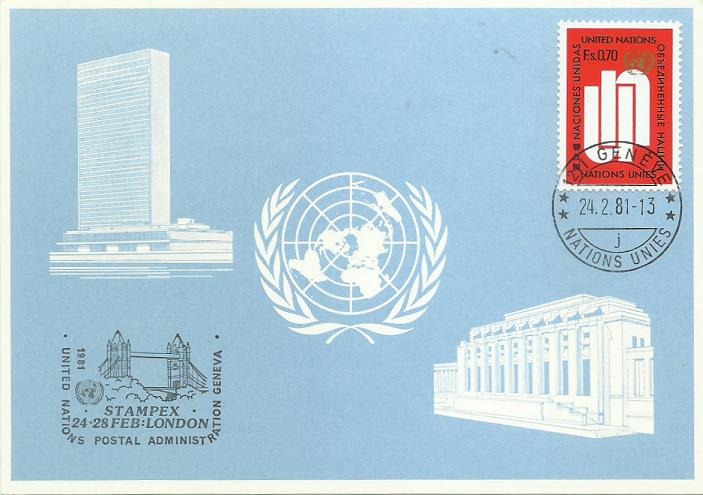 Blaue Karten - UNO Genf Blaue_10