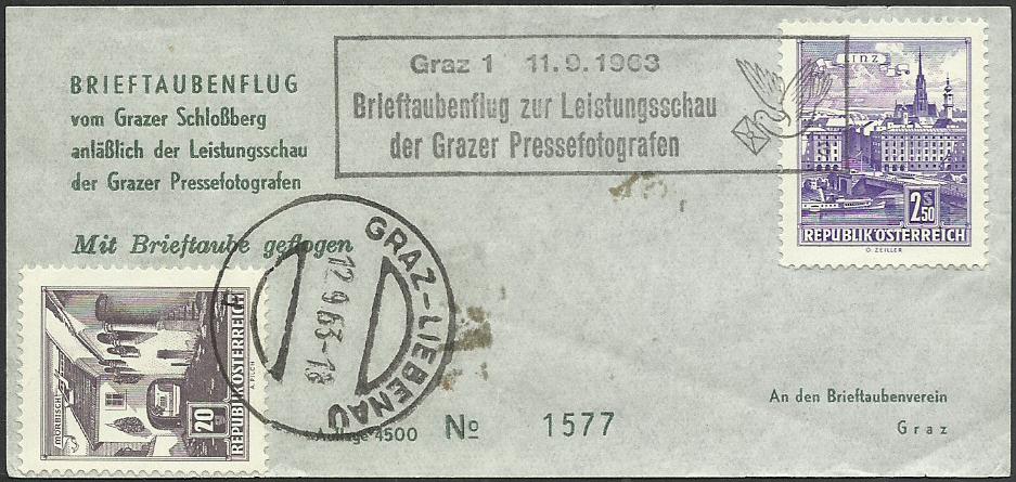 Brieftaubenpost Brieft11