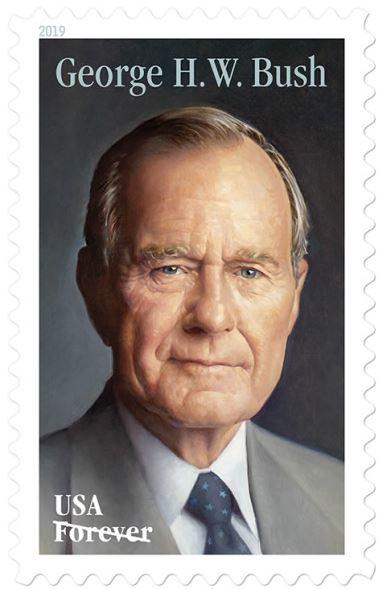 ● Briefmarken-Kalender 2021 - Seite 7 Bush10
