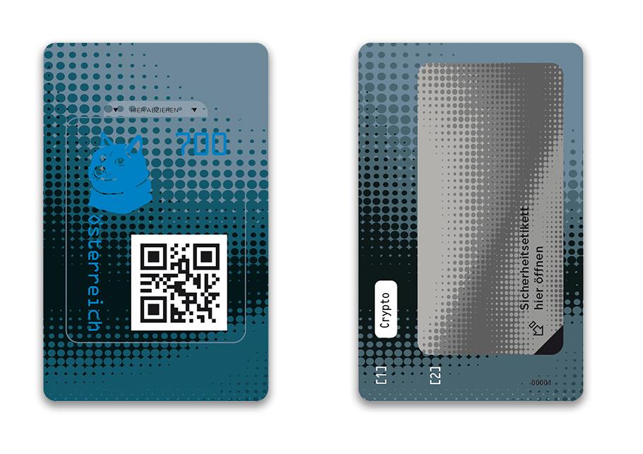 NEU: Crypto Stamp 2.0 Crypto15