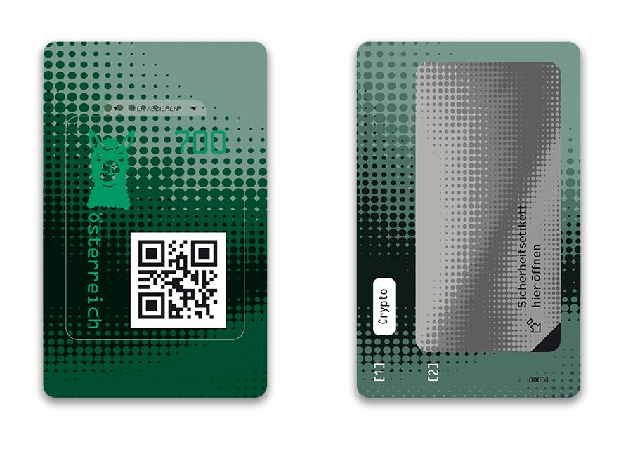NEU: Crypto Stamp 2.0 Crypto16