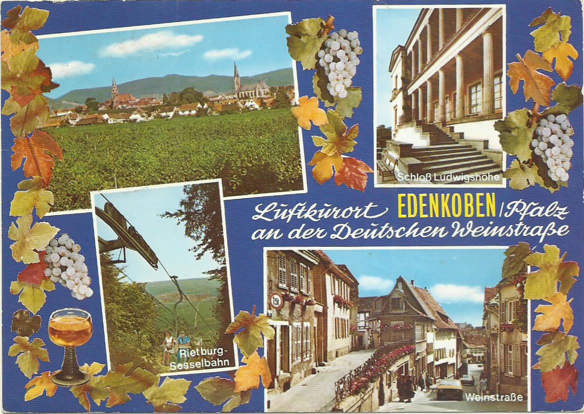 Weinorte in Deutschland Edenko10