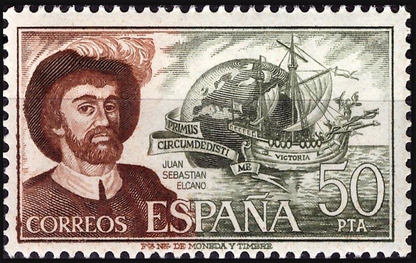 Briefmarken-Kalender 2020 - Seite 4 Elcano10