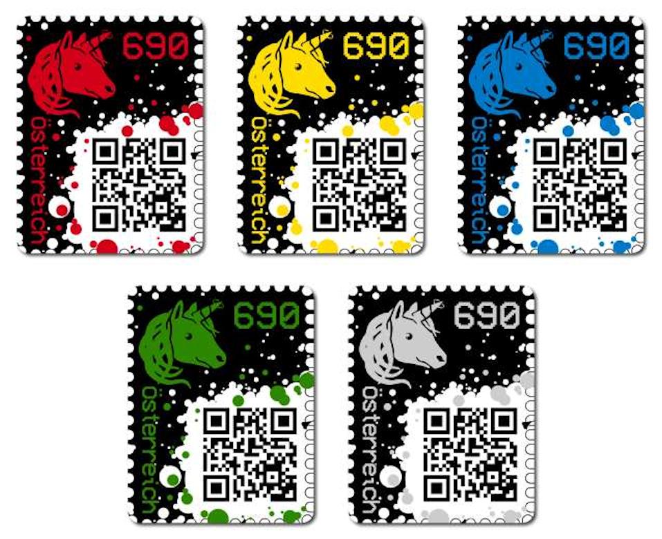 Der Hype um die Crypto stamp Farben10