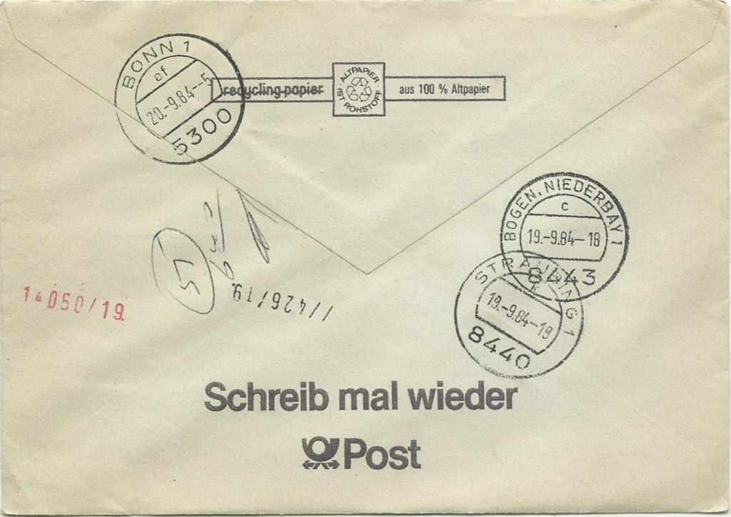"""Heeresübung 1984 """"Flinker Igel"""" Feldpo10"""
