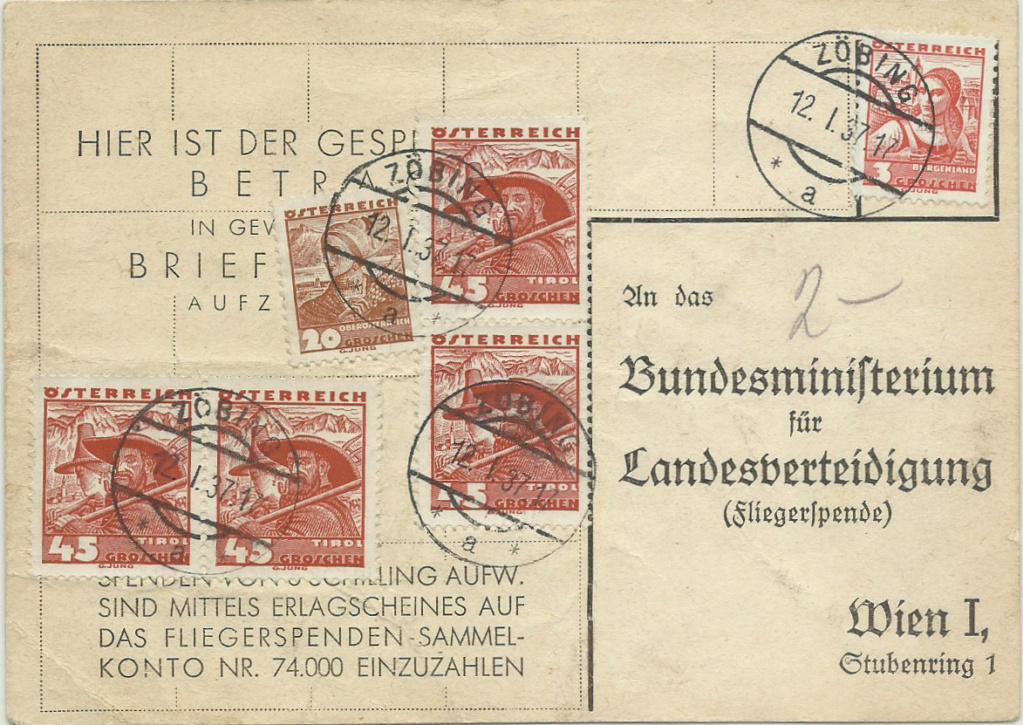 Österreich 1925 - 1938 - Seite 13 Fliege10
